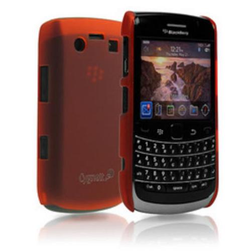 Cygnett Frost Case for Blackberry Bold 9700 - Red - CY0050CBFRO
