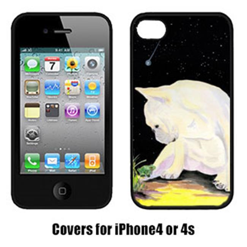 Carolines Treasures SS8992IP4 French Bulldog Cell Phone Cover Iphone4