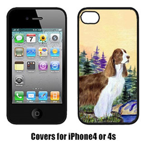 Carolines Treasures SS8105IP4 Springer Spaniel Cell Phone Cover Iphone4