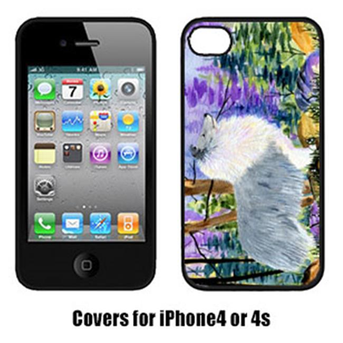 Carolines Treasures SS8636IP4 Sheltie Cell Phone Cover Iphone4