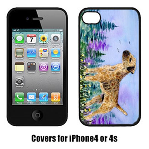 Carolines Treasures SS8664IP4 Border Terrier Cell Phone Cover Iphone4