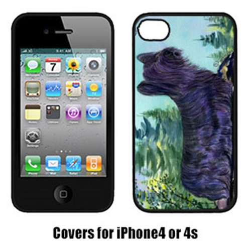 Carolines Treasures SS8657IP4 Skye Terrier Cell Phone Cover Iphone4
