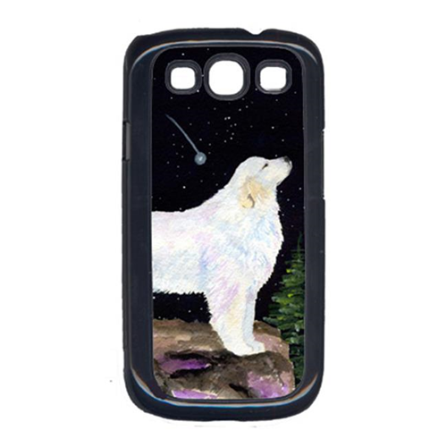 Carolines Treasures SS8471GALAXYSIII Starry Night Great Pyrenees Galaxy S111 Cell Phone Cover