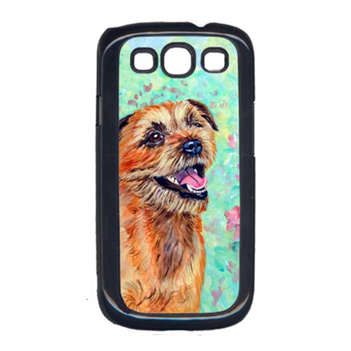 Carolines Treasures 7228GALAXYSIII Border Terrier Cell Phone Cover Galaxy S111