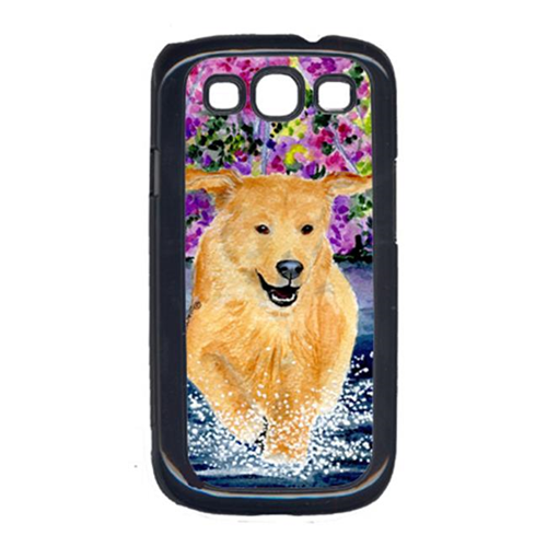 Carolines Treasures SS8627GALAXYSIII Golden Retriever Galaxy S111 Cell Phone Cover