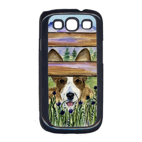 Carolines Treasures SS8254GALAXYSIII Corgi Galaxy S111 Cell Phone Cover