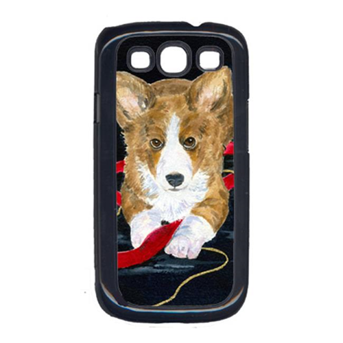 Carolines Treasures SS8570GALAXYSIII Corgi Galaxy S111 Cell Phone Cover