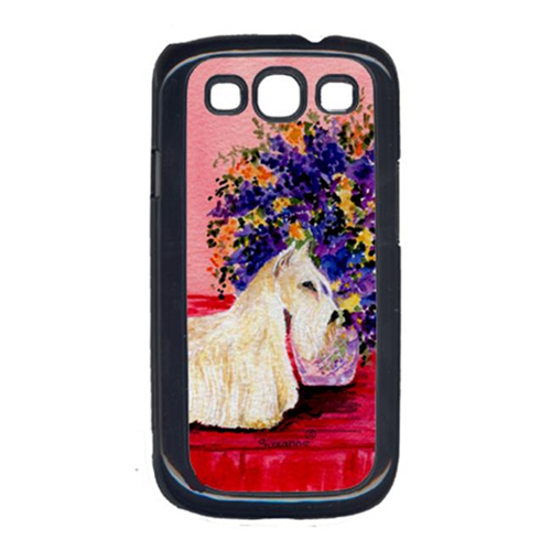 Carolines Treasures SS8306GALAXYSIII Scottish Terrier Cell Phone Cover Galaxy S111