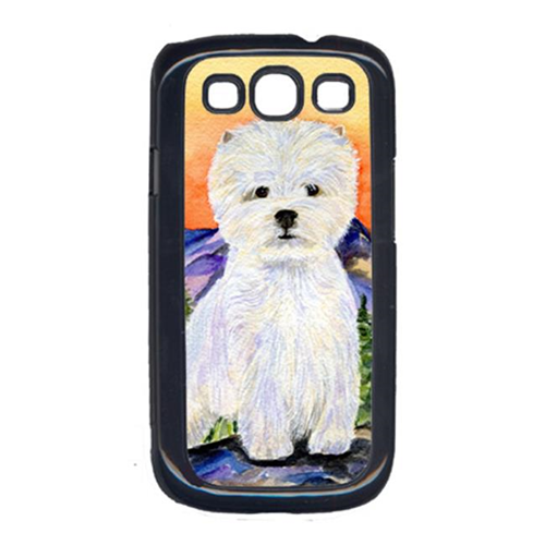 Carolines Treasures SS8159GALAXYSIII Westie Galaxy S111 Cell Phone Cover