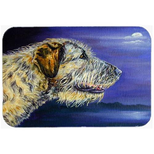 Carolines Treasures 7352MP Irish Wolfhound Looking Mouse Pad Hot Pad & Trivet
