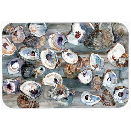 Carolines Treasures 8957MP Bunch Of Oysters Mouse Pad Hot Pad & Trivet