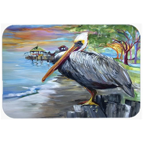 Carolines Treasures JMK1021MP Pelican View Mouse Pad Hot Pad & Trivet