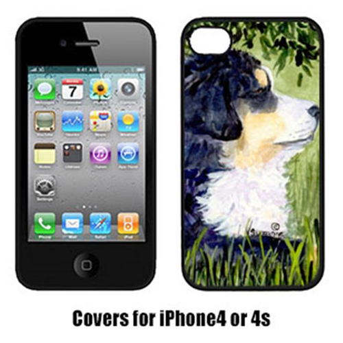 Carolines Treasures SS8832IP4 Bernese Mountain Dog Iphone 4 Cover