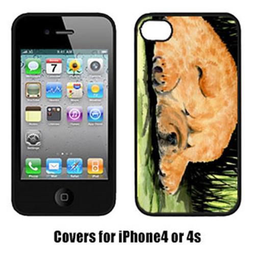 Carolines Treasures SS8525IP4 Chow Chow Iphone4 Cover