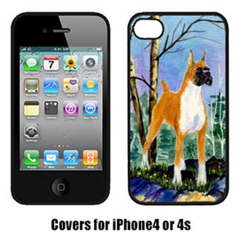 Carolines Treasures SS8650IP4 Boxer Iphone4 Cover