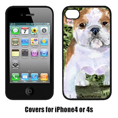 Carolines Treasures SS8735IP4 Bulldog Iphone4 Cover
