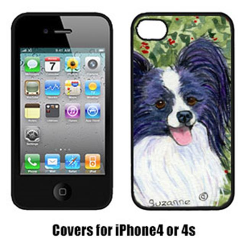 Carolines Treasures SS8811IP4 Papillon Iphone4 Cover