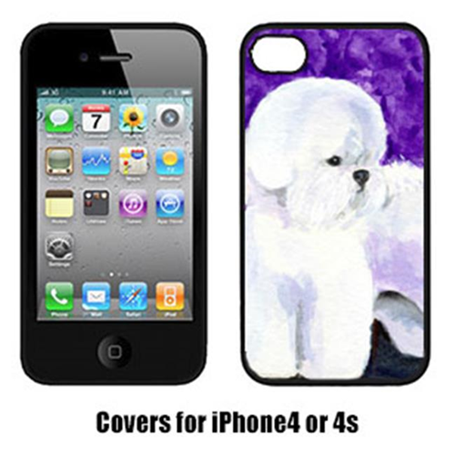 Carolines Treasures SS8692IP4 Bichon Frise Iphone4 Cover