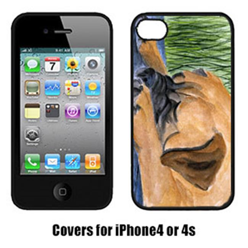 Carolines Treasures SS8033IP4 Bullmastiff Iphone 4 Cover