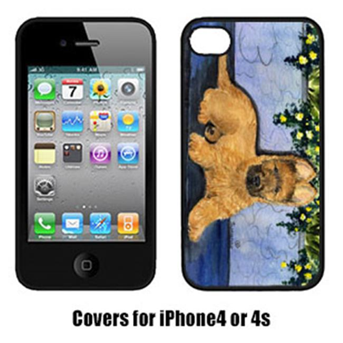 Carolines Treasures SS8180IP4 Briard Cell Phone cover IPhone 4