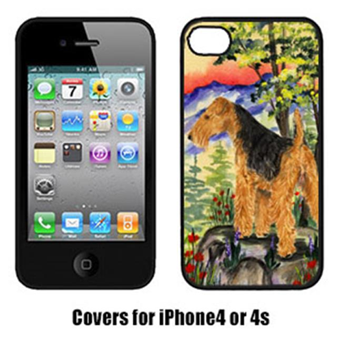 Carolines Treasures SS8228IP4 Lakeland Terrier Cell Phone cover IPhone 4