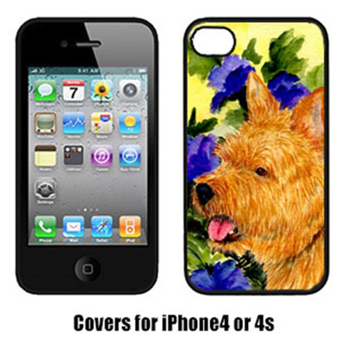 Carolines Treasures SS8421IP4 Norwich Terrier Cell Phone Cover Iphone 4
