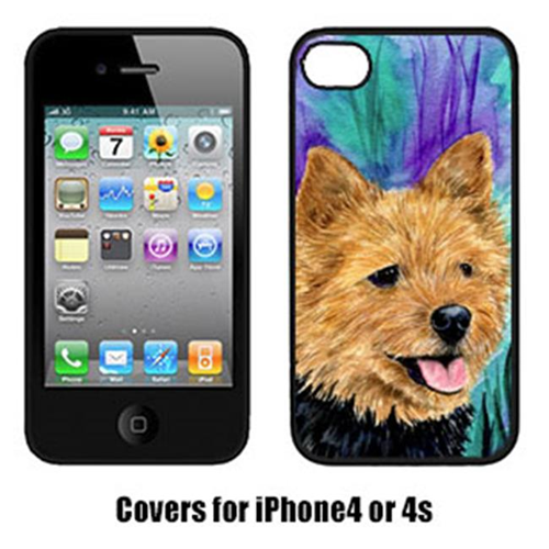 Carolines Treasures SS8431IP4 Norwich Terrier Cell Phone Cover For Iphone 4