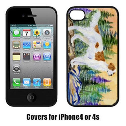 Carolines Treasures SS8146IP4 Setter Cell Phone cover IPhone 4