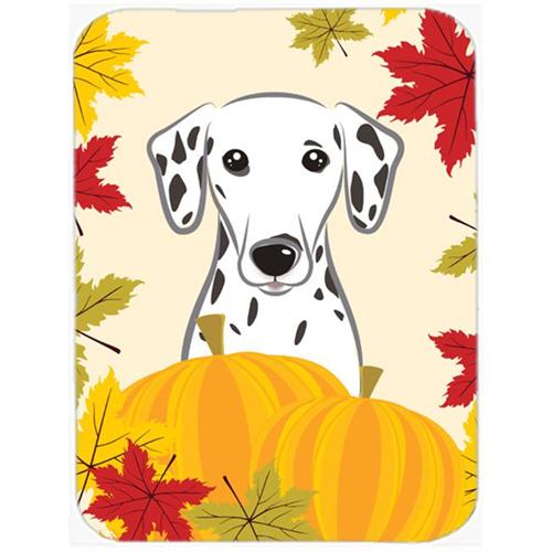 Carolines Treasures BB2016MP Dalmatian Thanksgiving Mouse Pad Hot Pad or Trivet