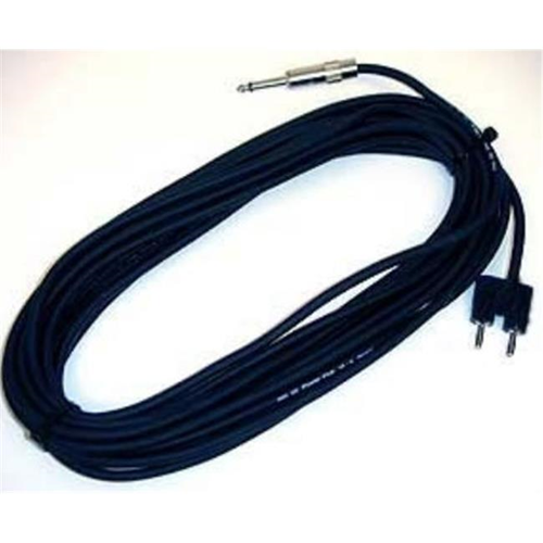 AUDIOP FXB750 50 ft. Speaker Extension Cord .25 in. to Banana Plug Connectors
