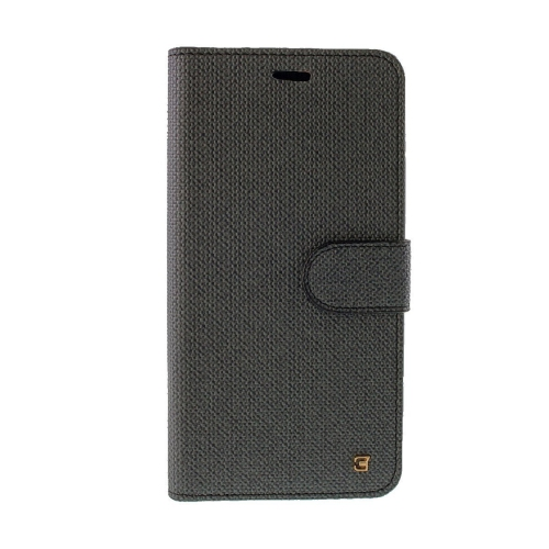 Caseco Melrose Wallet Folio Case - BlackBerry KeyOne - Black