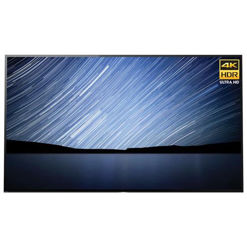 Téléviseur intelligent Android DELO HDR UHD 4K de 77 po de Sony (XBR77A1E)