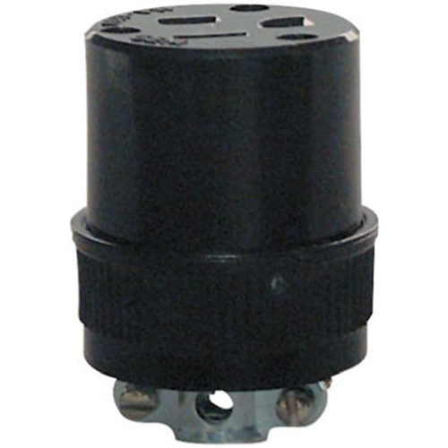 Pass & Seymour 114GMCCC16 Residential Grade Connector 15A 125V Black