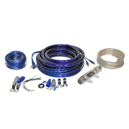 Lanzar AMPKIT0 Contaq 5000 Watt 0 Gauge Power Amp Kit