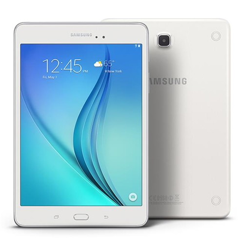 Samsung IT SM-T350NZWAXAR Galaxy Tab A 8.0 16GB White