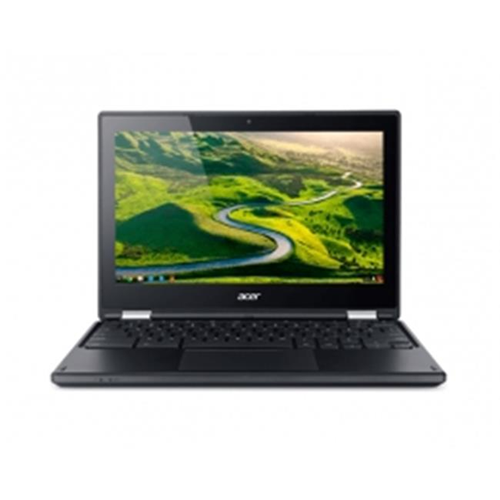 Acer America NX.G55AA.003 4 GB RAM Laptop 11.6 in. - Chrome