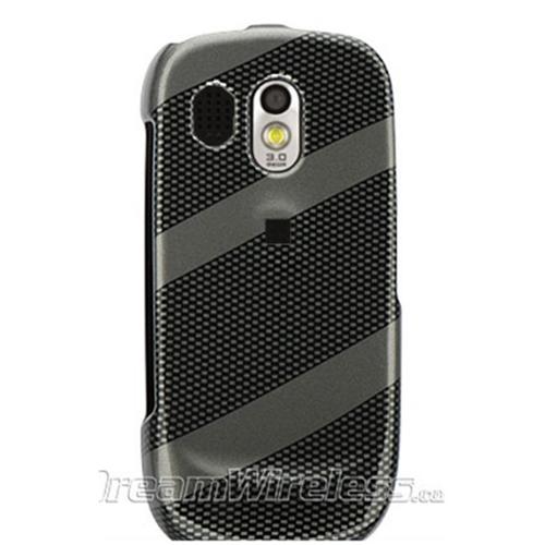 DreamWireless CASAMR850DCF Samsung R850 & Caliber Crystal Case Diagonal Carbon Fiber