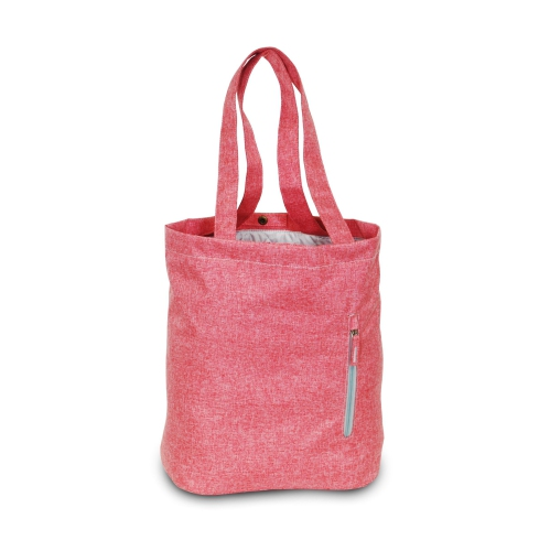 Everest 1002TBLT-COR-GRY Laptop & Tablet Tote Bag - Coral-Grey