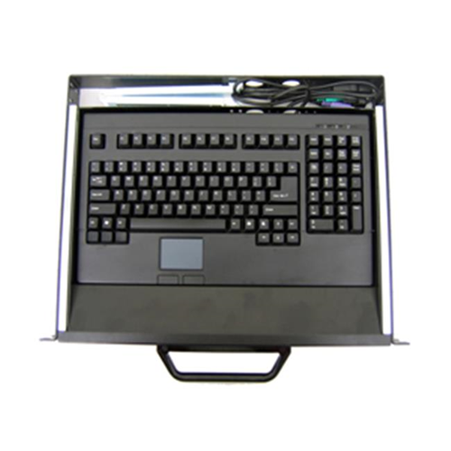 iStarUSA TC-A100B-PS2 Ps2 1U Ipc Keyboard And Drawer