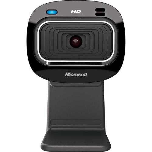 Microsoft T3H-00011 L2 LifeCam HD-3000 USB 2.0 WebCam - 720p HD Video