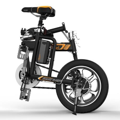 07bf996b0cf Airwheel R5 Foldable Smart E-Bike (Black) | Best Buy Canada