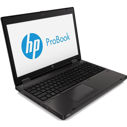 "HP ProBook 6570b Laptop, 15.6"" Display, Intel Core i5, 8GB RAM, 320GB HDD, DVD-RW, WebCam, Windows 10 Home -Refurbished"