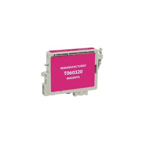 Remanufactured Magenta Ink Cartridge for Epson T060320 (EPC60320)