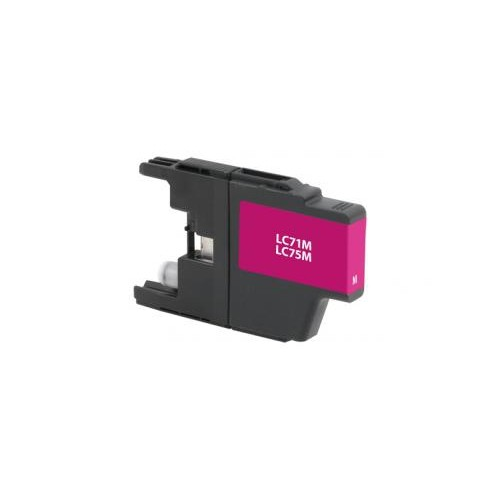 Remanufactured High Yield Magenta Ink Cartridge for Brother LC71/LC75 (DPCLC75MCA)
