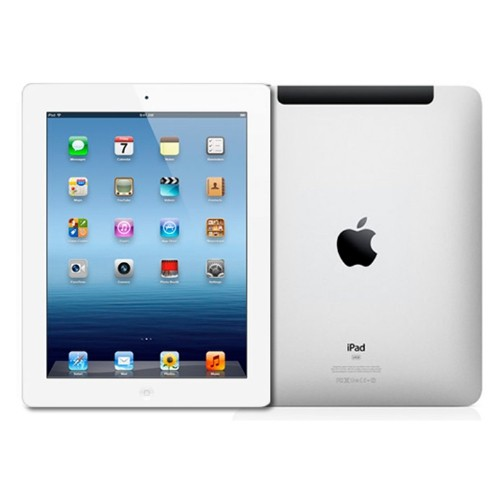 iPad 3 Wifi Only Third Generation 32gb White, Refurbished