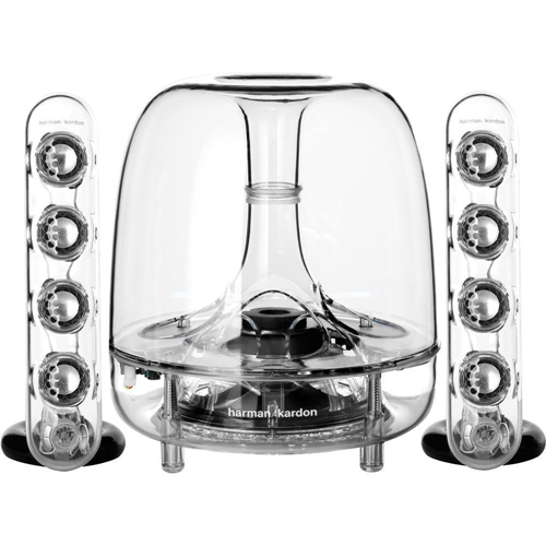 Harman Kardon Soundsticks III Wireless Bluetooth Enabled Three-Piece Speaker System