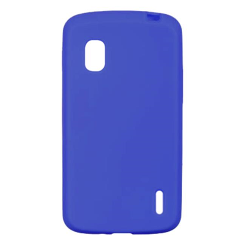 Dreamwireless Skin Case for LG Nexus 4 - Blue