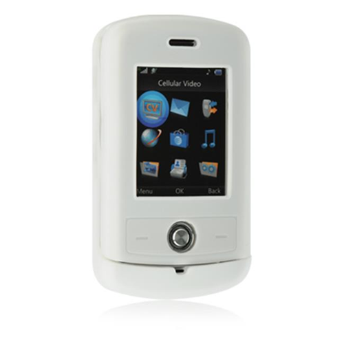 Dreamwireless Skin Case - White