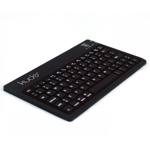 KudoKeys KBtKeys1 Silicone iPad Bluetooth Keyboard