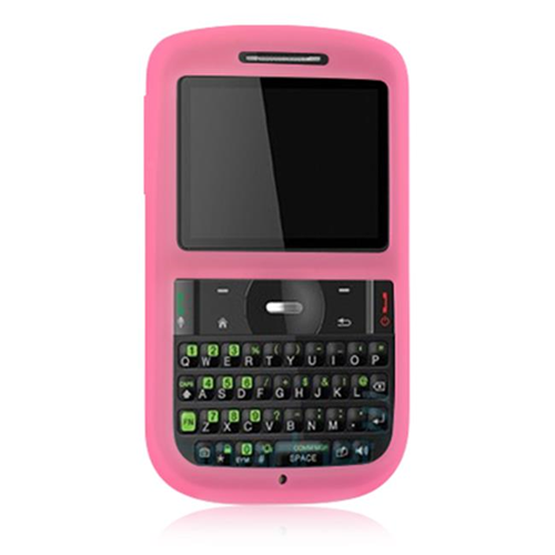 DreamWireless SCHTC6175HP-PR HTC XV6175 & Ozone Premium Skin Case - Hot Pink